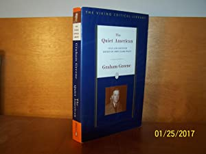 The Quiet American (The Viking Critical Library): Greene, Graham; Pratt,