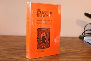 The Journey to the West, Volume 2: Wu, Ch'eng-en, Ch'eng-en