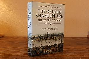 The Oxford Shakespeare: The Complete Works: Shakespeare, William; Jowett,