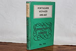 Portuguese Voyages 1498-1663 (Everyman's Library #986): Ley, Charles David