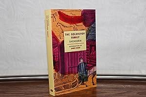 The Golovlyov Family (New York Review Books: Saltykov, Mikhail Evgrafovich