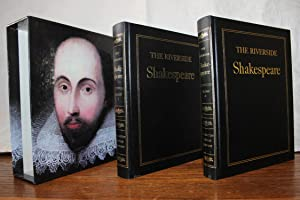 The Riverside Shakespeare - Second Edition (Vols: Shakespeare, William