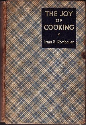 THE JOY OF COOKING: Rombauer, Irma S.;