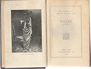 THE WORKS OF EDGAR ALLAN POE: Tales, Volume I