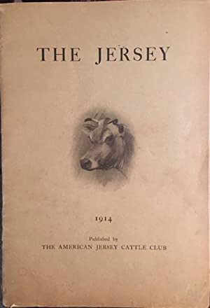 THE JERSEY: Year Book of the American Jersey Cattle Club