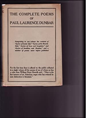 THE COMPLETE POEMS OF PAUL LAURENCE DUNBAR