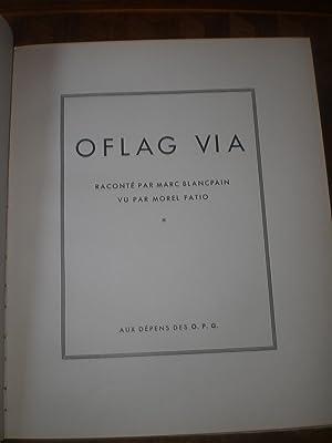 Oflag VI A: BLANCPAIN Marc, Morel Fatio (illustrateur).