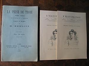 La prise de Troie, poème lyrique en: Hector Berlioz