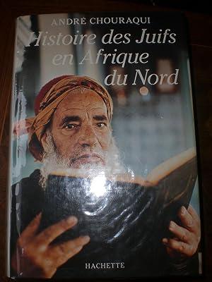 Histoire des juifs en Afrique du nord: André Chouraqui