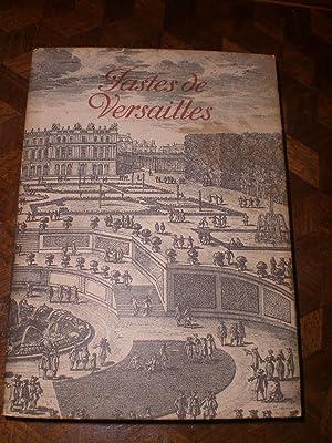 Fastes de Versailles