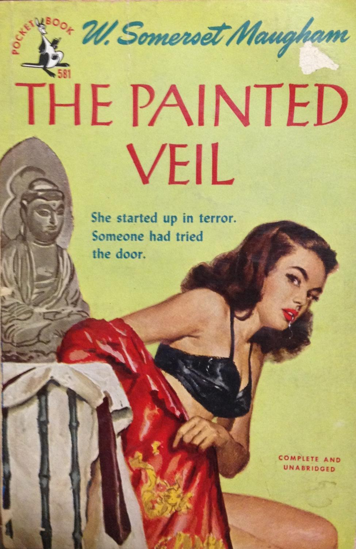 Afbeeldingsresultaat voor the painted veil book