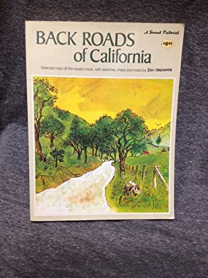 Back Roads Of California: Thollander, Earl