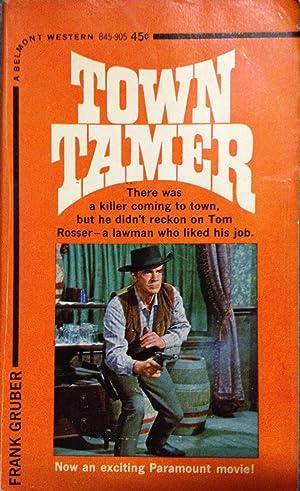 Image result for frank gruber town tamer