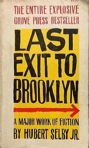 Last Exit to Brooklyn: Selby, Hubert, Jr