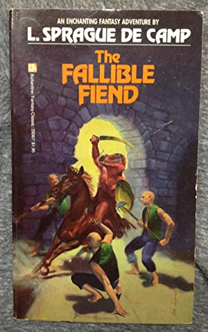 The Fallible Fiend (Novaria, Bk. 3): De Camp, L.