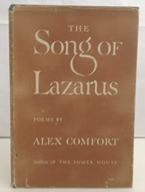 The Song of Lazarus Poems: Comfort, Alex
