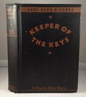 Keeper Of The Keys A Charlie Chan: Biggers, Earl Derr