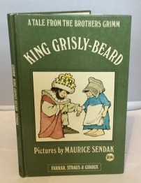 King Grisly-Beard A Tale from the Brothers: Sendak, Maurice (Illustrated