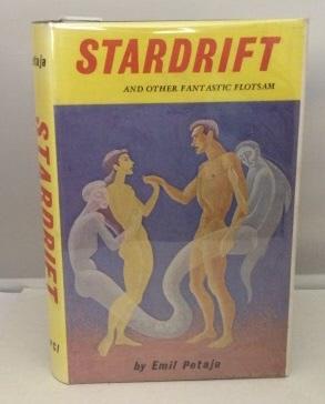EMIL PETAJA Stardrift HC/DJ Fantasy Publishing Company FPCI 1971 Hannes Bok
