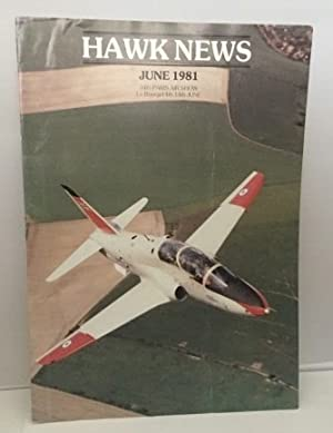 Hawk News June 1981 34th Paris Air: Ephemera] [Paris Air