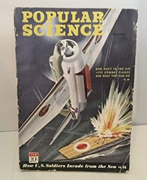 Popular Science Magazine February 1943: Popular Science Publishing