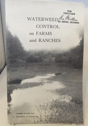 Waterweed Control On Farms And Ranches (Farmers': Department Of Agriculture