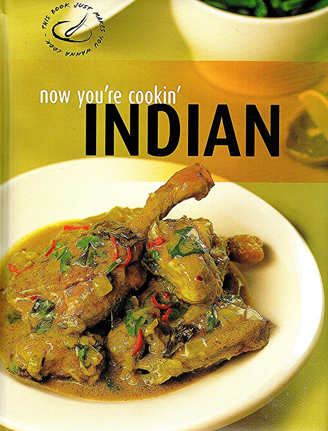 Now Youre Cooking Indian