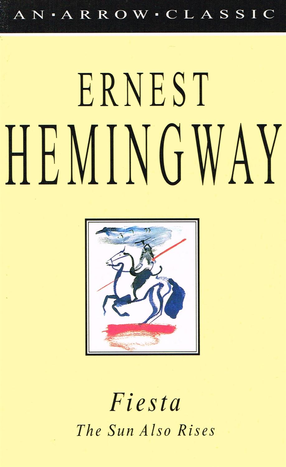 an analysis of betrayal in ernest hemingways the sun also rises