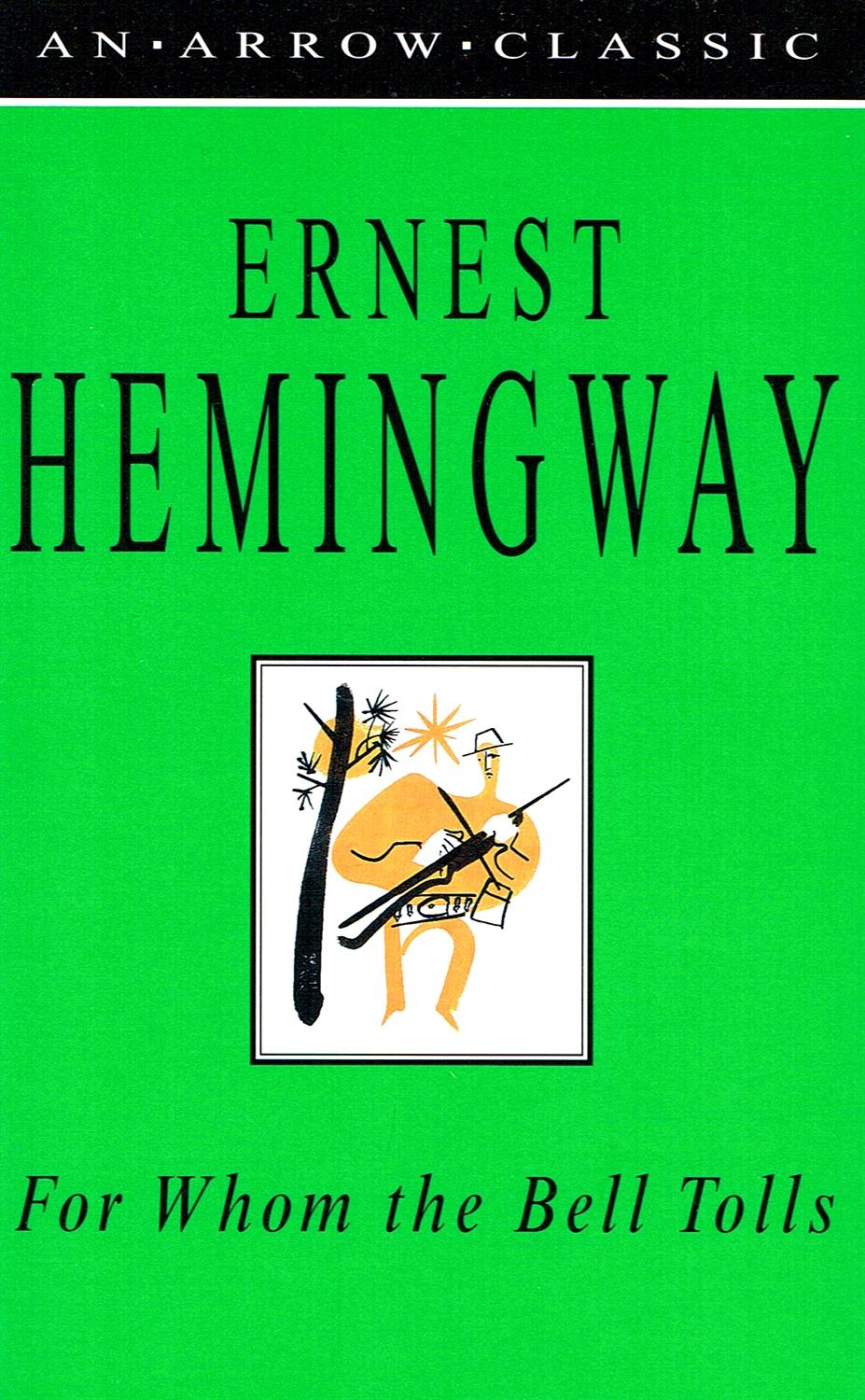 Roman Ernest Hemingway For Whom the Bell Tolls: Summary, Characters 20