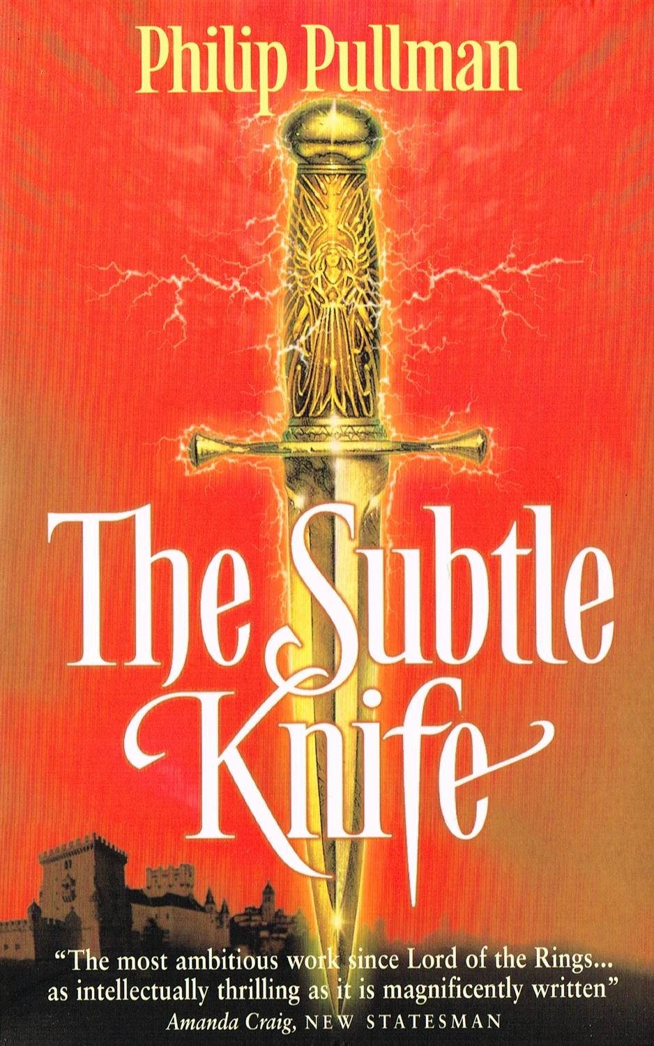 Image result for the subtle knife