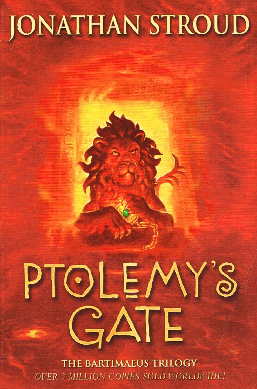 Ptolemy's Gate : The Bartimaeu...