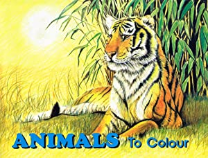 Animals To Colour :