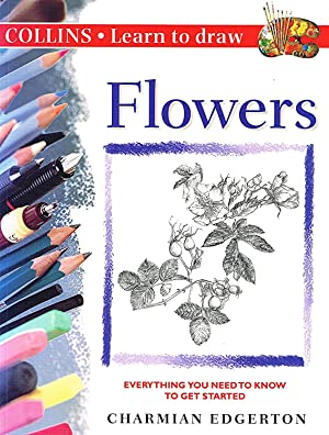 Collins Learn To Draw - Flowers :
