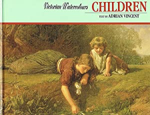 Victorian Watercolours : Children :