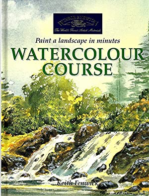 Watercolour Course : Paint A Landscape In Minutes :