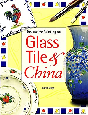Decorative Painting On Glass Tile & China :