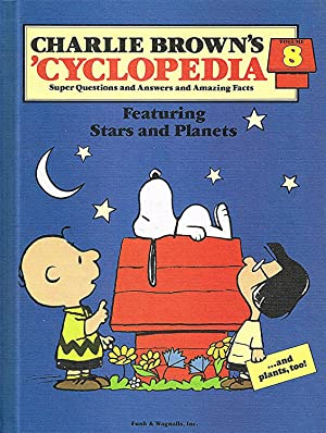 Charlie Brown's 'Cyclopedia : Volume 8 : Featuring Stars And Planets :