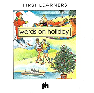 First Learners : Words On Holiday : Colin Clark ;