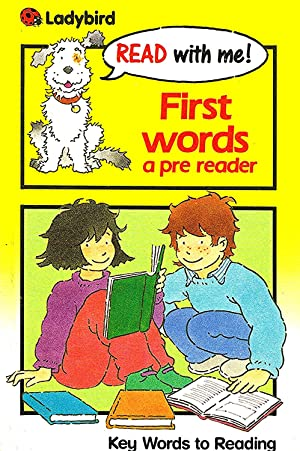 First Words : A Pre-Reader : Read: William Murray ;