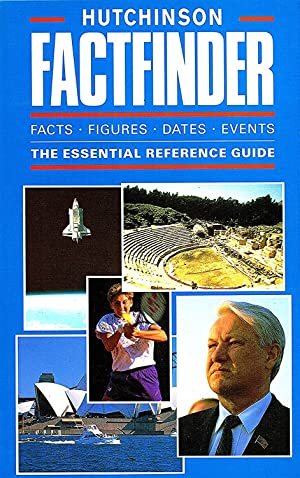 Hutchinson Factfinder : The Essential Reference Guide :