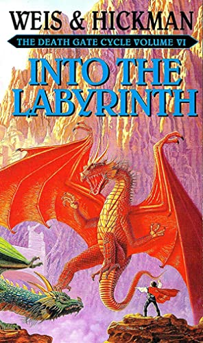 Into The Labyrinth : The Death Gate Cycle : Volume 6 :