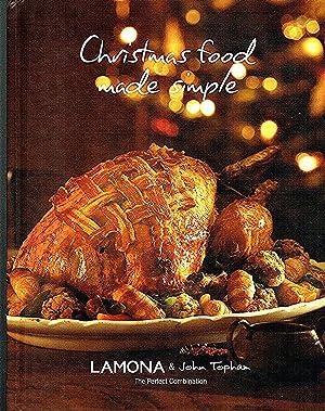 Christmas Food Made Simple : John Topham