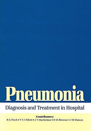 Pneumonia : Diagnosis And Treatment In Hospital :