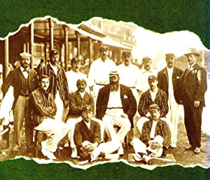 The Golden Age Of Cricket :: George Plumptre