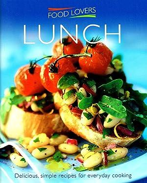Lunch : Jonnie Leger (