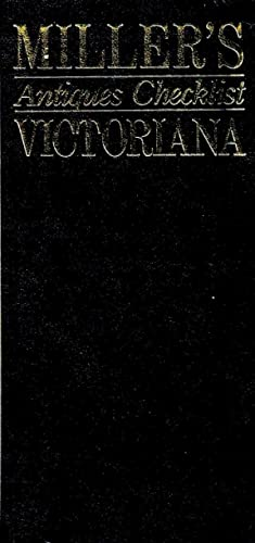 Victoriana Antiques Checklist : Judith & Martin