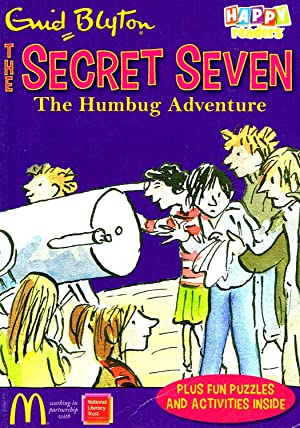 The Secret Seven : The Humbug Adventure: Enid Blyton ;