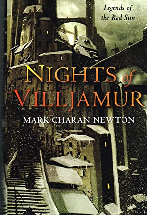 Nights Of Villjamur : Legends Of The Red Sun :