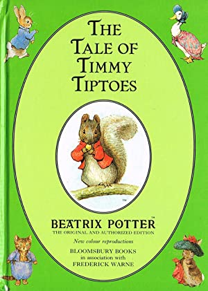 9781854713803 The Tale Of Timmy Tiptoes Abebooks Beatrix Potter