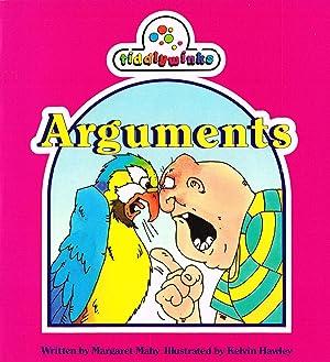 Arguments : Tiddlywinks : Margaret Mahy ;